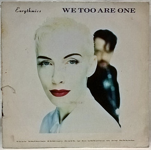 Eurythmics (We Too Are One) 1989. (LP). 12. Vinyl. Пластинка. Germany