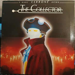 Avarc CERRONE opera''THE COLLECTORS''LP