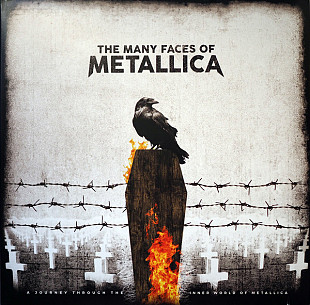 V.A. Metallica -The Many Faces Of Metallica - 2019. (2LP). 12. Vinyl. Пластинка. Argentina. S/S. Зап