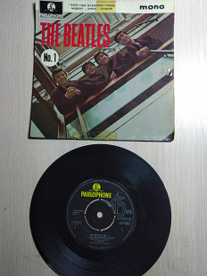 The Beatles ‎– The Beatles No. 1\Parlophone ‎\GEP 8883\7""\45 RPMEPMonoUK1969G+G+232|310|?|40fbb03e5114e87623eb8627be17f650|False|UNLIKELY|0.30647334456443787