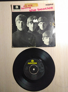 The Beatles ‎– All My Loving\Parlophone ‎\GEP 8891\7""\EPMono45 RPMUK1969G+G+232|310|?|ce96c472416839ea3a6b900e95403fbc|False|UNLIKELY|0.33956414461135864