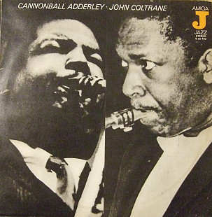 Cannonball Adderley. John Coltrane