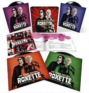 Roxette ‎– Bag Of Trix (Music From The Roxette Vaults) 2020