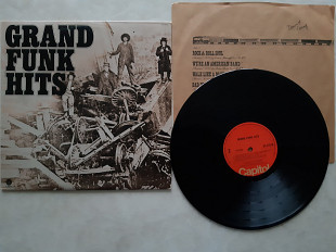 GRAND FUNK GRAND FUNK HITS ( CAPITOL ST 115-79 ) with Giga Booklet 1976 CAN
