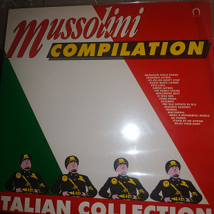 MUSSOLINI COMPILATION''ITALIAN COLLECTION''LP
