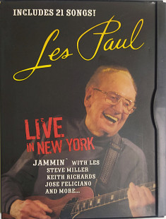 Les Paul- LIVE IN NEW YORK