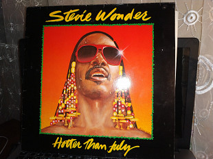 STEVIE WONDER''HOTTERTHAN JULY''LP