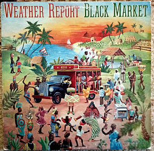 Weather Report ‎– Black Market