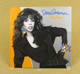 Donna Summer ‎– All Systems Go (Англия, Warner Bros. Records)
