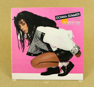 Donna Summer ‎– Cats Without Claws (США, Geffen Records)