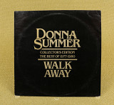Donna Summer ‎– Walk Away Collector's Edition (The Best Of 1977-1980) (Англия, Casablanca)