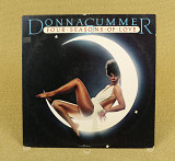 Donna Summer ‎– Four Seasons Of Love (Англия, Casablanca)
