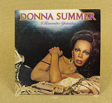 Donna Summer ‎– I Remember Yesterday (Голландия, Groovy)