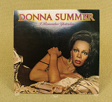 Donna Summer ‎– I Remember Yesterday (Англия, GTO)