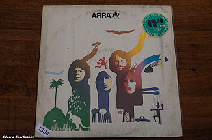 ABBA ‎– The Album Polydor ‎– 2344 098 Netherlands 1977 VG+/EX-