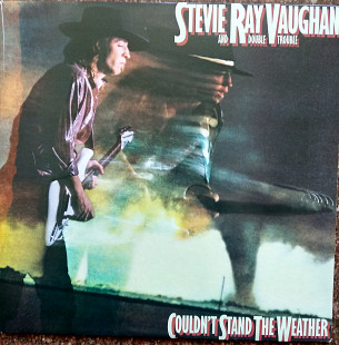 Stevie Ray Vaughan_‎– Couldn't Stand The Weather