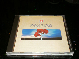 "Depeche Mode ""Music for the masses"" CD Made In Holland."