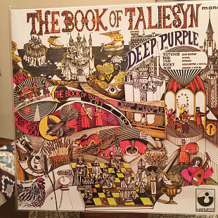Deep Purple-The Book Of Taliesyn