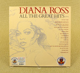 Diana Ross ‎– All The Great Hits (Германия, Motown)