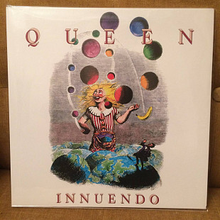 Queen Innuendo 2LP