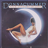 Donna Summer - Four Seasons Of Love . ex/ex 1976 USA.
