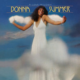 Donna Summer - A Love Trilogy . NM/NM 1976 Ital.