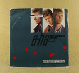 A-ha ‎– The Living Daylights (Extended Mix) (Англия, Warner Bros. Records)