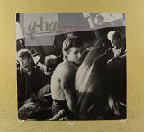 A-ha ‎– Hunting High And Low (UK & Europe, Warner Bros. Records)