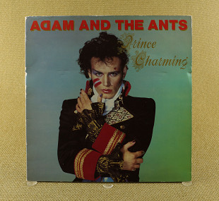 Adam And The Ants ‎– Prince Charming (Англия, CBS)