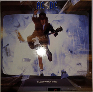 "AC/DC ""Blow Up Your Video"" US"