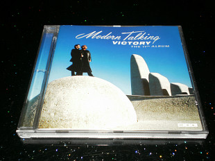 "Modern Talking ""Victory"" CD Made In The EU."