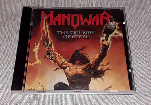 Фирменный Manowar - The Triumph Of Steel