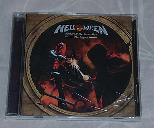 Компакт-диск Helloween - Keeper Of The Seven Keys - The Legacy