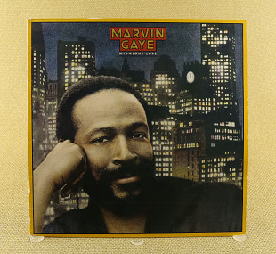 Marvin Gaye ‎– Midnight Love (Англия, CBS)