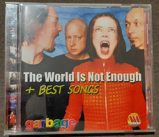 Garbage - The World Is Not Enough + Best Songs