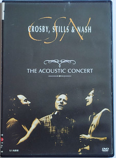 Crosby, Stills & Nash - The Acoustic Concert (2004)