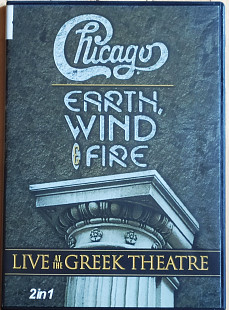 Chicago/Earth, Wind & Fire - Live at the Greek Theatre