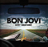 Bon Jovi ‎– Lost Highway, made in USA