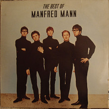 Manfred Mann ‎– The Best Of Manfred Mann