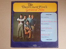 The Dave Clark Five ‎– The Dave Clark Five's Greatest Hits (Epic ‎– LN 24185, US) EX+/EX