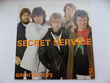 Secret Service (Greatest Hits) 1986. (LP). 12. Vinyl. Пластинка. Poland.