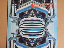 The Alan Parsons Project ‎– Ammonia Avenue (Arista ‎– 03.206100.35, Portugal) NM-/NM-