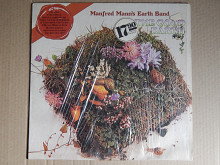 Manfred Mann's Earth Band ‎– The Good Earth (Bronze ‎– 88 369 XOT, Germany) insert NM-/EX+