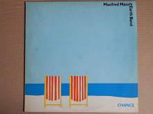 Manfred Mann's Earth Band ‎– Chance (Bronze ‎– I-202.970, Spain) insert EX+/NM-