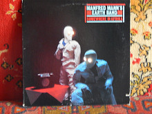 Manfred Mann's Earth Band ‎– Somewhere In Afrika (Arista ‎– AL8- 8194, US) EX+/NM-
