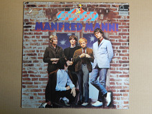 Manfred Mann ‎– Attention! Manfred Mann! (Fontana ‎– 6438 063, Germany) EX+/EX+