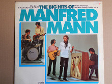 Manfred Mann ‎– The Big Hits Of Manfred Mann (Music For Pleasure ‎– 1 M 048-05 284, Germany) EX+/EX+