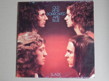 Slade ‎– Old New Borrowed And Blue (Polydor ‎– 2383 261 L, Italy) EX+/NM-