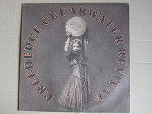 Creedence Clearwater Revival ‎– Mardi Gras (Fantasy ‎– 9404, US) NM-/NM-