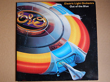 Electric Light Orchestra ‎– Out Of The Blue (Jet Records ‎– JTLA-823-L2, US) 2 insert, Mini-poster N